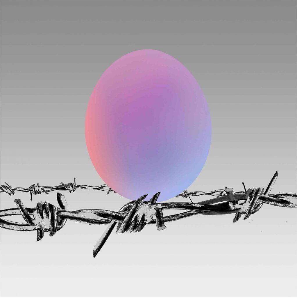 EiColor Balance, 140 cm x 140 cm, 01/06, 2016
